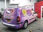 Mini Van Wraps